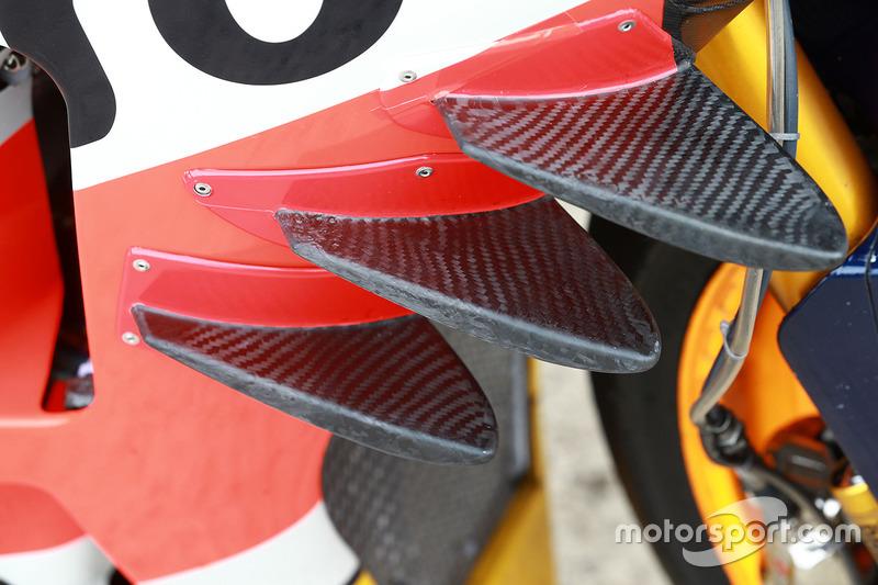 Repsol Honda winglets