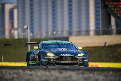 #98 Aston Martin Racing Aston Martin Vantage GTE: Пол Далла-Лана, Педро Лами, Матиас Лауда