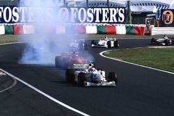 Rubens Barichello, Stewart, Michael Schumacher, Ferrari