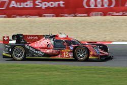 #12 Rebellion Racing Rebellion R-One AER: Nicolas Prost, Nick Heidfeld, Mathias Beche