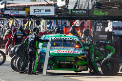 Boxenstopp: Mark Winterbottom, Prodrive Racing Australia, Ford