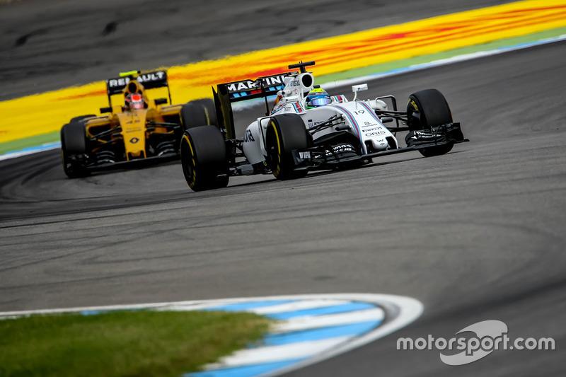 10: Felipe Massa, Williams FW38