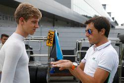 Louis Gachot, US Racing mit Bruno Spengler