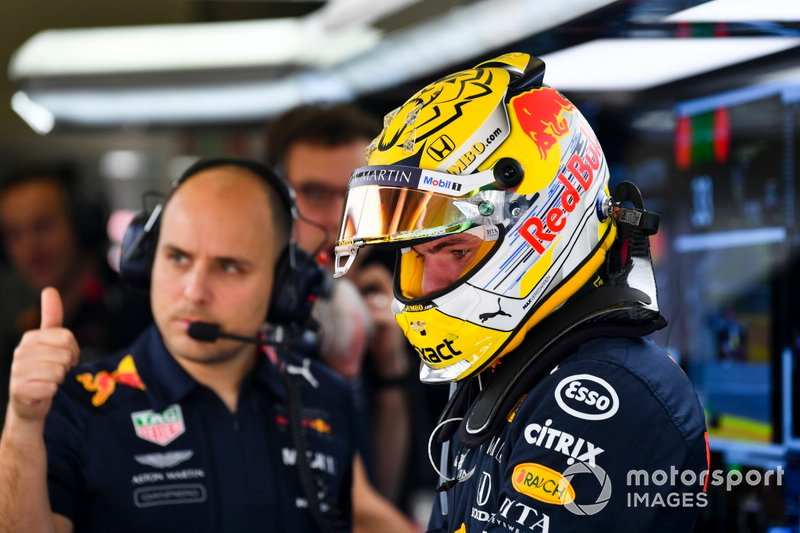 Max Verstappen, Red Bull Racing RB15, GP de Áustria