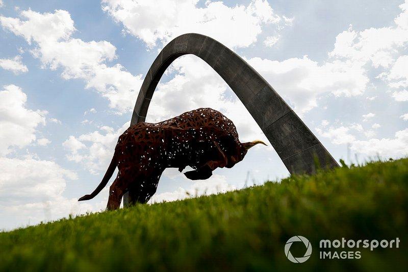 Monumento del Red Bull