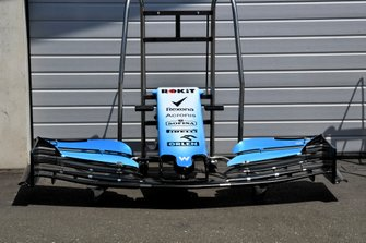 Front wing of Williams FW42