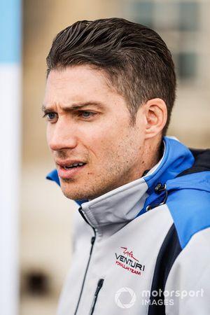 Edoardo Mortara Venturi Formula E