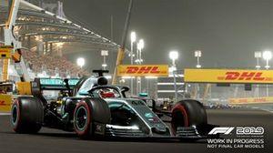 Imagen del videojuego 'F1 2019'