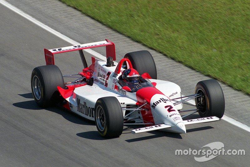 1995 год. Команда Penske