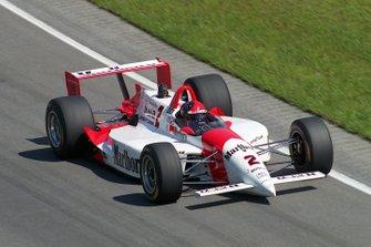 Emerson Fittipaldi, Team Penske, Penske-Mercedes PC23