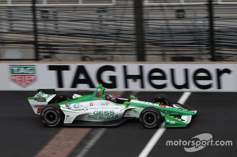Na teoria, o campeonato de 2020 começa com o GP de Indianápolis, no circuito misto do Indianapolis Motor Speedway.