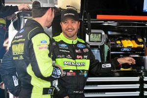 Matt Crafton, ThorSport Racing, Ford F-150 Ideal Door/Menards, Grant Enfinger, ThorSport Racing, Ford F-150 Protect the Harvest/Curb Records