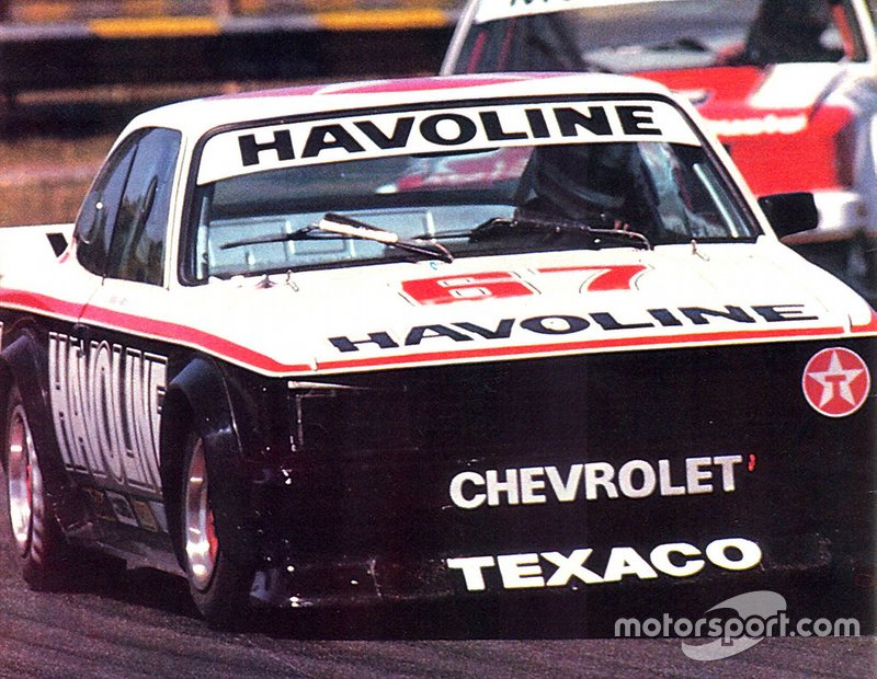 1986 - Marcos Gracia - Chevrolet Opala