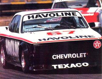 Em 1986, Marcos Gracia foi o campeão da temporada com um Opala Cupê de 6 cilindros
