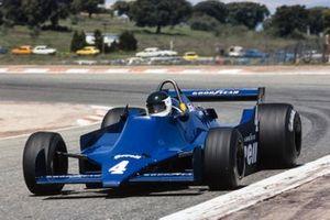 Жан-Пьер Жарье, Tyrrell