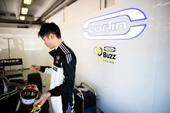 Теппеи Натори, Carlin Buzz Racing