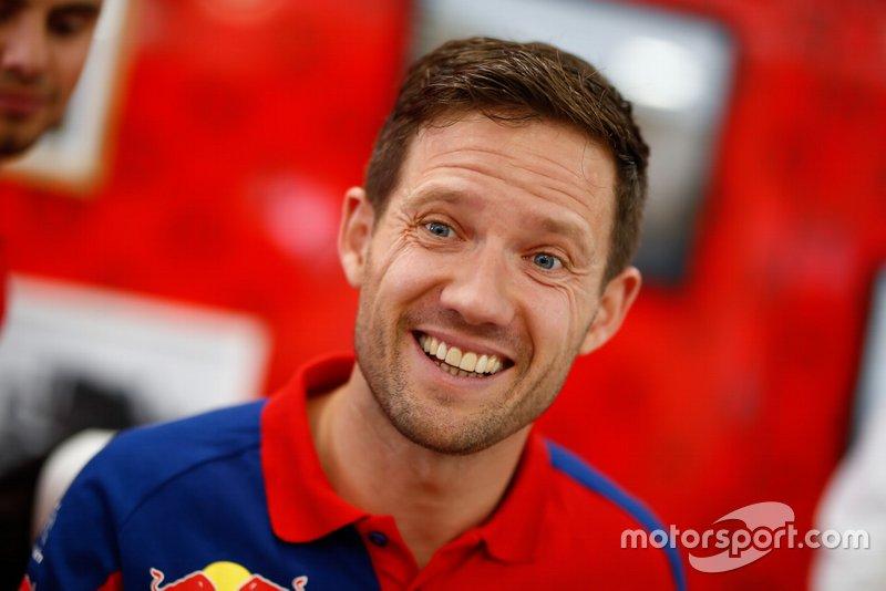 #7 Sébastien Ogier, WRC