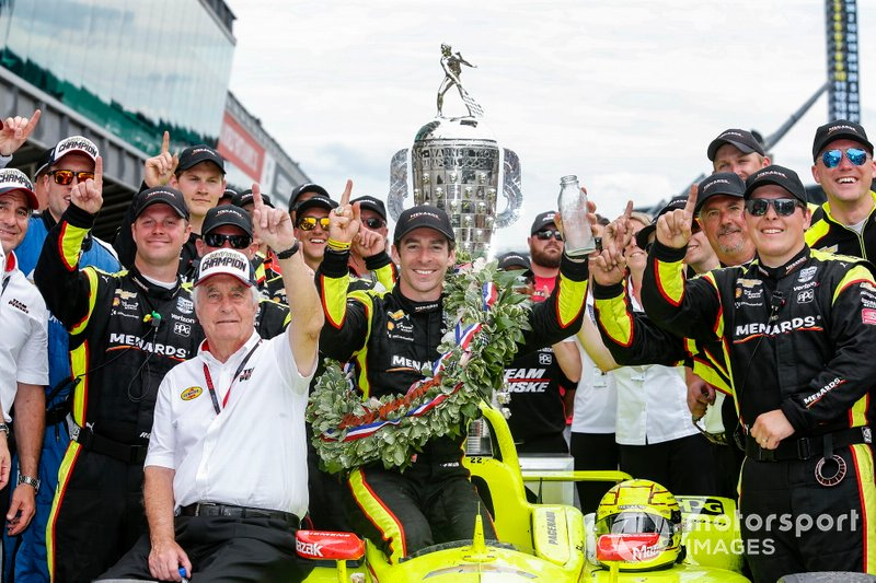 2019: Simon Pagenaud