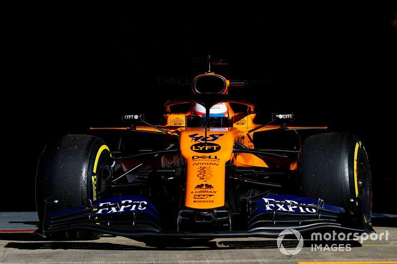 Oliver Turvey, McLaren MCL34
