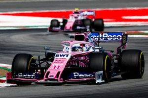 Sergio Perez, Racing Point RP19, Lance Stroll, Racing Point RP19