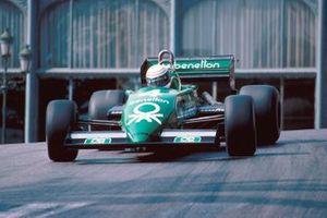 Дэнни Салливан, Tyrrell 011 Ford