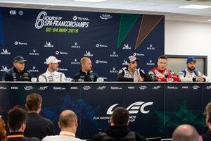Pre event press conference