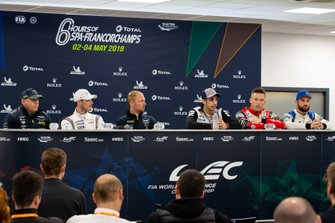 Pre event press conference