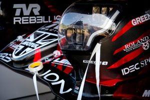 #3 Rebellion Racing, Rebellion R13 - Gibson, ai box