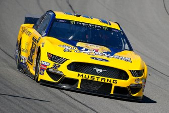 Corey LaJoie, Go FAS Racing, Ford Mustang Harvest Investments