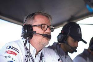 Tom German, Rahal Letterman Lanigan Racing Honda