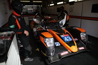 #43 RLR / Tower Events, Oreca 07: John Farano, Arjun Maini, Norman Nato