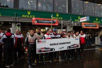 Toyota Racing Champion du monde