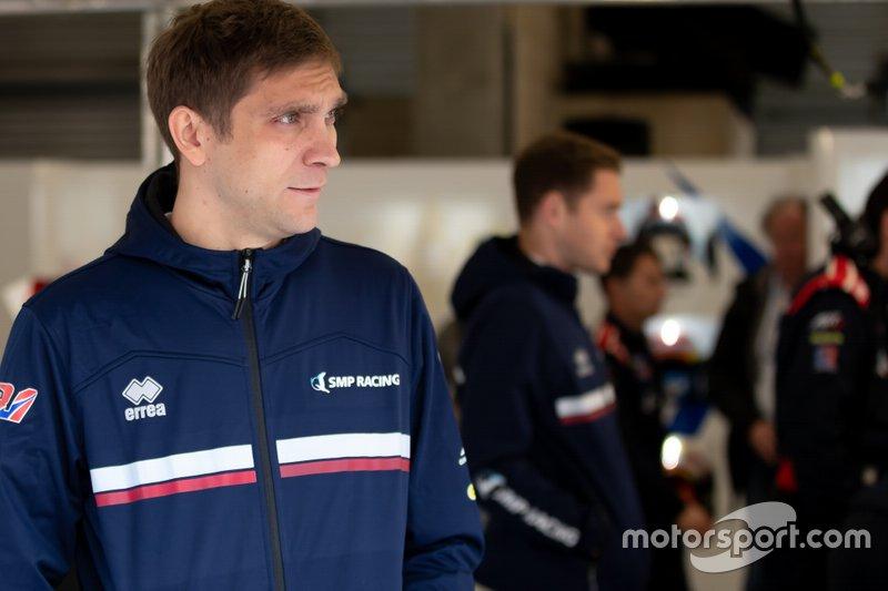 Witali Petrow (SMP-Dallara #11): 57 GP-Starts (2012-2014)