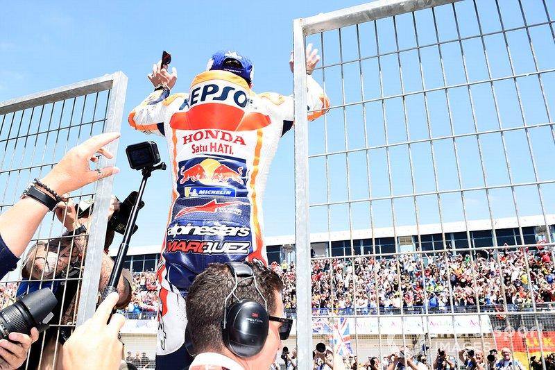 Jerez - GP de España 2019: 151.513 espectadores (144.771 en 2018)