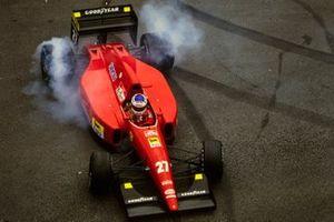 Разворот: Жан Алези, Ferrari F92A