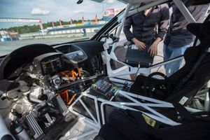 STARD Electric Rallycross test car