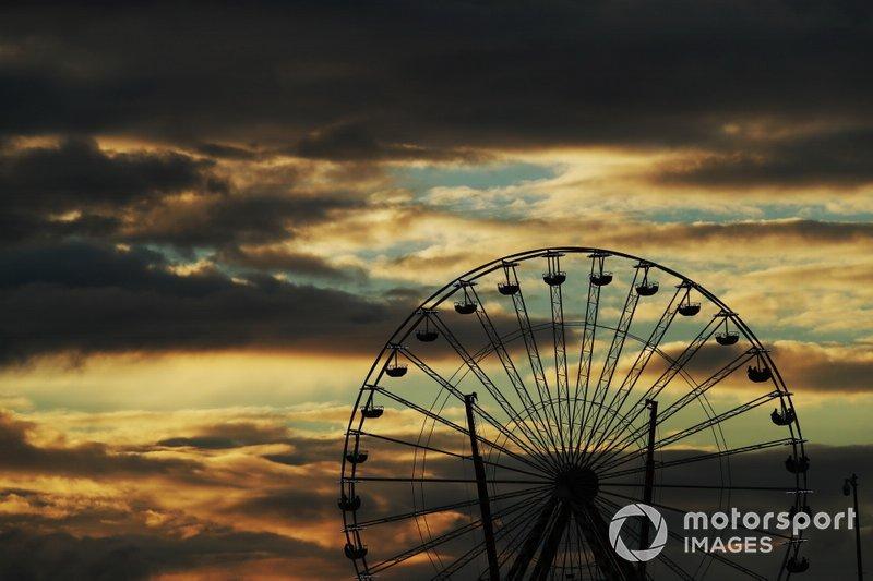La ruota panoramica di Le Mans