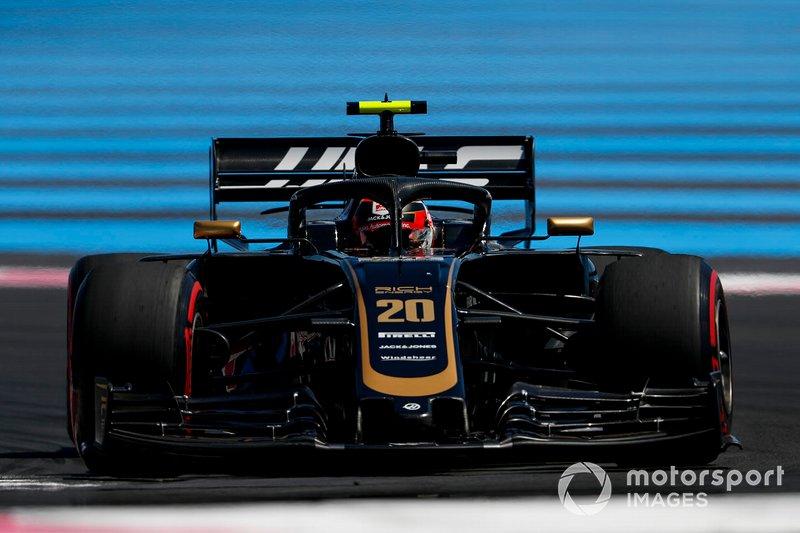 A Haas a 2018-as Mexikói Nagydíj óta nem tudhatott ilyen gyenge eredményt a neve mellett. Akkor Grosjean a 16., Magnussen pedig a 18. lett. Ez most egy 17. és 15. helyet jelentett.