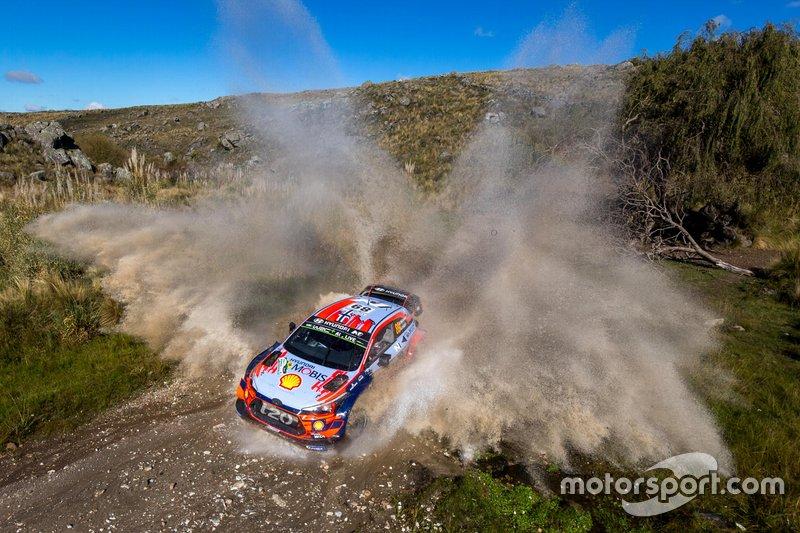 Andreas Mikkelsen, Anders Jaeger, Hyundai Motorsport Hyundai i20 Coupe WRC