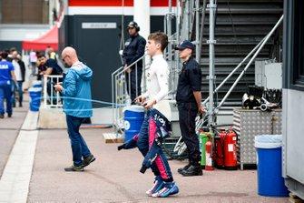 Formula Renault Eurocup racer Ugo de Wilde