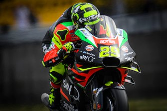 Andrea Iannone, Aprilia Racing Team