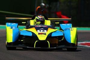 Mirko Zanardini, Bad Wolves Racing Club, Wolf GB08 Thunder