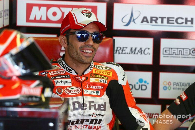 Michele Pirro, Aruba.it Racing-Ducati Team