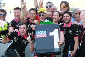 Winner Tony Arbolino, Team O