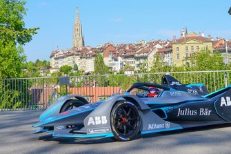 Swiss ePrix launch