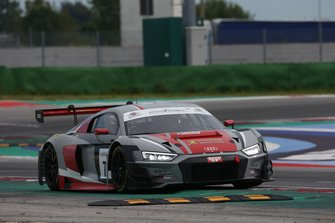 #7 Audi R8 LMS-GT3 PRO, Audi Sport Italia: Weerts-Nato
