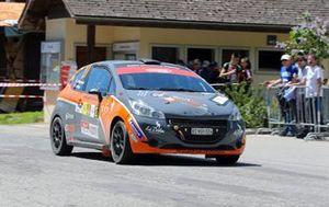 Jonathan Michellod, Stephane Fellay, Peugeot 208 R2, Atelier de la Tzoumaz