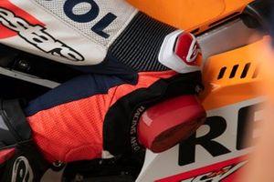 Jorge Lorenzo, Repsol Honda Team, fuel tank