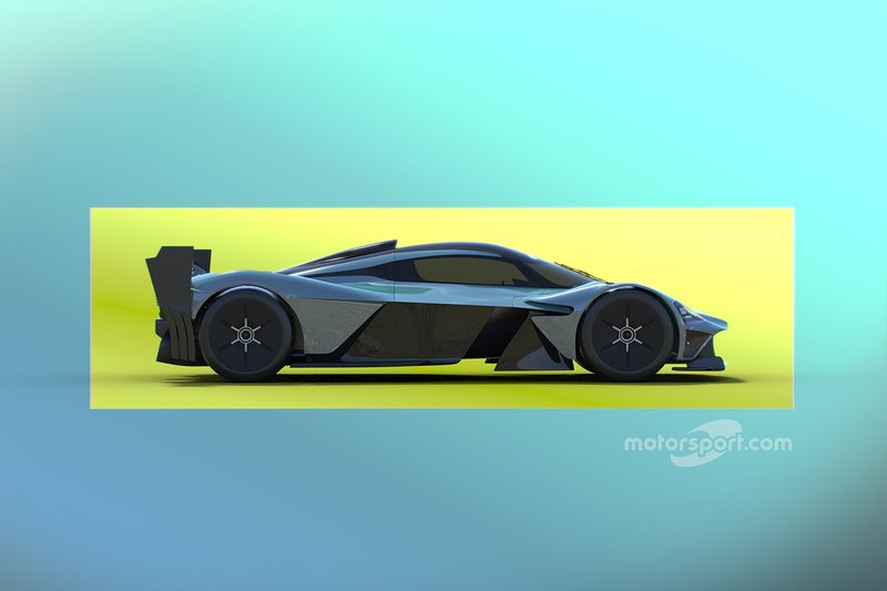 Hypercar: Aston Martin Valkyrie