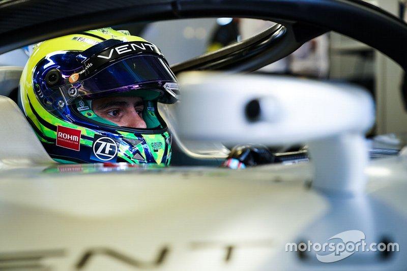 Felipe Massa, Venturi Formula E, Venturi VFE05, sits in his good